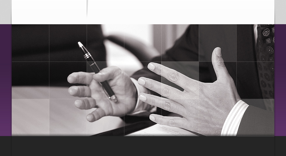 two sets of hands over a document discussing